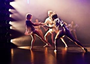 NobleMotion Dance - Photo by Lynn Lane