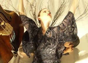 Michele Brangwen Dance Ensemble in Black Rain