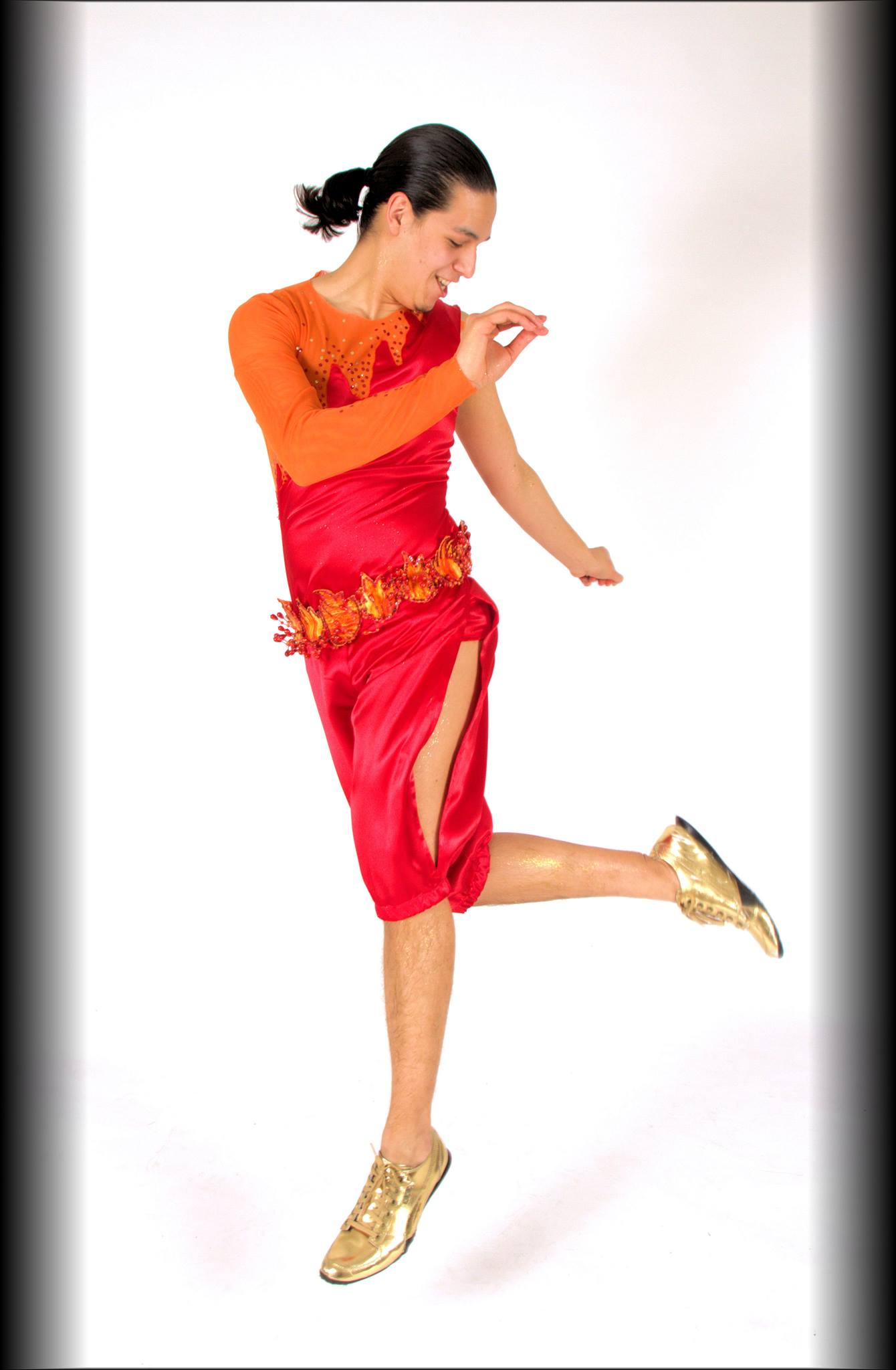 Sal Maktoub Vanegas performing in Sirrom's show this Saturday at Houston City Dance on West Clay Street
