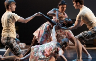 Hope Stone Dance Company, Photo by Simon Gentry