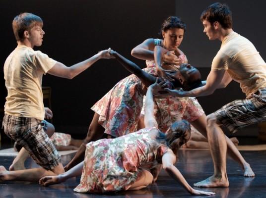 Hope Stone Dance Company, Photo by Simon Gentry