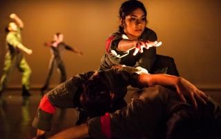 Nicolay Dance Works. Photo by Lynn Lane