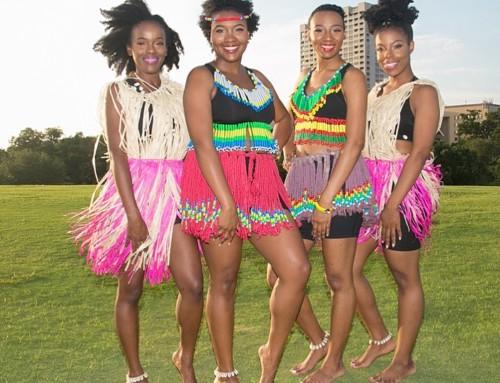Dance Afrikana / Lindsay Gary